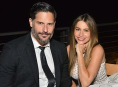 Joe Manganiello & Sofía Vergara from The Big Picture: Today's Hot Pics  The gorgeous couple enjoy date night at a private Hublot dinner for Manganiello's cover of Haute Living.
