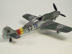 Tamiya 1/72 FW-190D-9