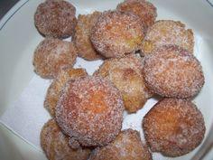 Bisquick doughnut holes!
