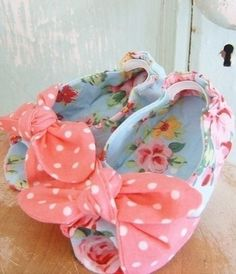 cath kidston bow slippers
