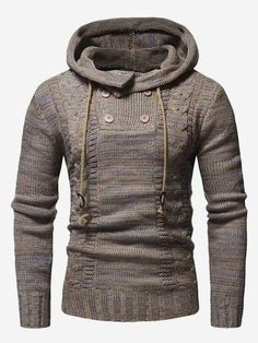 97565db3d7c1 81 Best MEN'S SWEATERS & HOODIES images in 2019 | Men sweater ...
