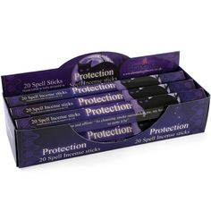 Wholesale Protection incense by lisa parker - Something Different