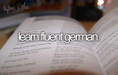 I learned some German in high school, but haven't used it since Junior year. Want to re-learn it and at least be conversational in it.