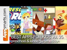 Best Apps For Kids (preschool & kindergarten) vol. 25 - YouTube