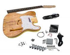 SOLO TCK-1SM Tele TC Style DIY Guitar Kit