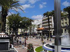 Plaza de las Monjas, Huelva