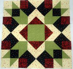 Large Quilt Block Patterns By Janet Wickell Quilting Expert- Try one or more big quilt blocks to sew throw pillow covers that coordinate with the color scheme for any room in your home. Use an oversize quilt block to create a medallion style quilt -- some are perfect for on-point layouts as well as horizontal settings.