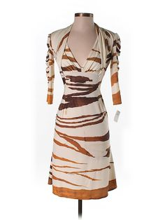 Check it out—Roberto Cavalli Casual Dress for $189.99 at thredUP!