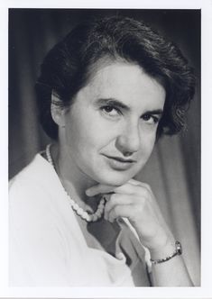 Rosalind Franklin is one of many scientists who never received the recognition they deserved in science.