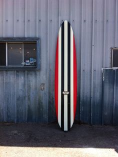 Interior Design from a Man's Point of View :: surfboard.. but I love it!