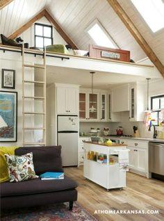 #tiny #house #cottage