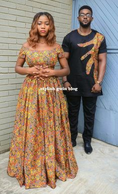 African Fashion Ankara, Latest African Fashion Dresses, African Print Fashion, Africa Fashion, Fashion Prints, African Print Dresses, African Dresses For Women, African Attire, Couples African Outfits