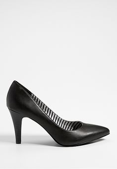 buy popular 744ff 92ccd tessa pump in black (original price,  34) available at  Maurices Vestidos  Profesionales · Vestidos ProfesionalesZapatos ...