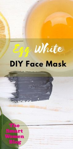 Egg White DIY Face Mask  Works Best for Large Open Pores  #diy #facemask #eggwhite #openpores