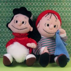 For Sale – Peanuts Winter Beanie Dolls –  Snoopy, it's cold outside! The Peanuts gang will warm your heart with these cute, beanie plush dolls. Each character is dressed for the cold winter months and feature Charlie Brown, Snoopy, Woodstock, Linus and Lucy. Find them in our shop at CollectPeanuts.com.