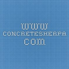 www.concretesherpa.com GUIDE Acid Stained Concrete, San Mateo County, Remove Labels, House On A Hill, How To Take Photos, Booklet, Reading, Cards, Gifts