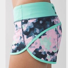 ISO Lululemon Speed Shorts Clouded dreams is the style name. I need a sz 4 only thanks! lululemon athletica Shorts