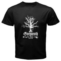 gorgoroth under the sign of hell Tshirt | butikonline83 - Clothing on ArtFire