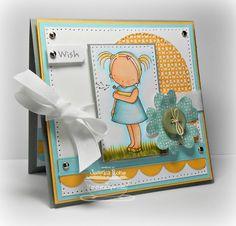 Pure Innocence Make a Wish; Blueprints 3 Die-namics - Jessie Rone