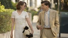 Woody Allen says Cafe Society violence is justified - BBC News