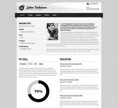 devito - Free Resume Html Template