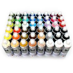 montana 94 color list