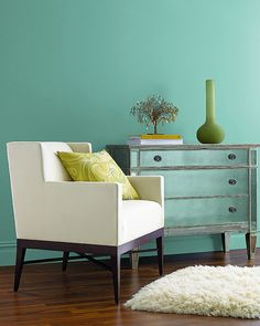Blue Echo AF-505 by Benjamin Moore Colors, via Flickr