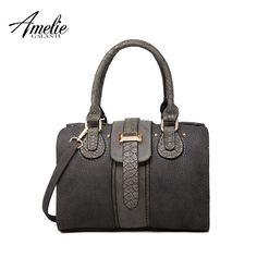 Vintage women handbag shape of flap unique design