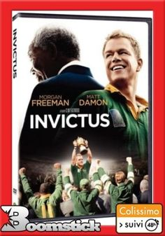 DVD Neuf INVICTUS - Clint Eastwood - Morgan Freemen, Matt Damon, Scott Eastwood