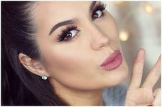 Está procurando uma make simples para o dia a dia? Nós explicamos como conseguir! #makeup #maquiagem #beleza