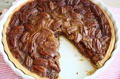 Pecan pie - Francesca Kookt : vast heel slecht maar lijkt me lekker ;)