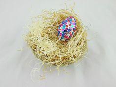 Uovo di Pasqua con paillettes | Hobby e Creatività
