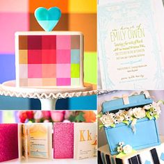 Unique Girl Baby Shower Themes 5