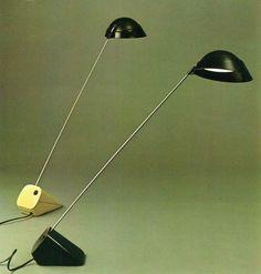 Ipotenusa Lamp for Flos by Achille Castiglioni, 1977 - Italy