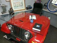 jeep desk...