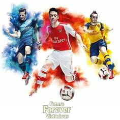 "New Arsenal 2014-2015 kits.... ""Future, Forever, Victorious!"" ...and it's back into the checking account we go, lads!"