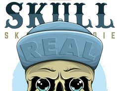 Working On Myself, New Work, Skulls, Skate, Disney Characters, Fictional Characters, Behance, Check, Art