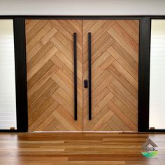 Timber Front Door, Double Front Entry Doors, Wooden Front Door Design, Double Door Design, Wooden Front Doors, Modern Entrance Door, Main Entrance Door Design, Flush Door Design, Exterior