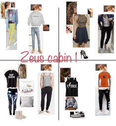 Zeus cabin 1 Percy Jackson Outfits, Percy Jackson Memes, Percy Jackson Books, Percy Jackson Fandom, Percy Jackson Cabins, Daughter Of Zeus, Fandoms, Fandom Outfits, Fandom Fashion