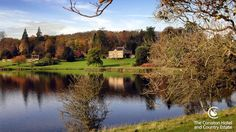 Coniston Hall, Skipton - country estate hotel with clay pigeon shooting, off roading etc.