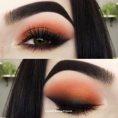 eyeshadow makeup look makeup tutorial james charles do you blend eyeshadow makeup makeup tips with pictures makeup for dark skin makeup quotes kit makeup makeup glamor Makeup Eye Looks, Cute Makeup, Eyeshadow Looks, Makeup Geek, Eyeshadow Makeup, Makeup Brushes, Eyeshadow Palette, Makeup Palette, Peach Eyeshadow
