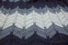 We sure do love this afghan, and so will the men in your life! Jacob's Ladder Ripple Afghan is a classic ripple afghan that is easy to work up and wonderful to enjoy. Make it for the special man you call Dad for Father's Day.