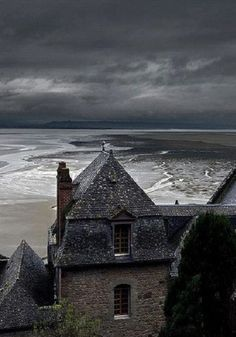 The old house by the sea ....