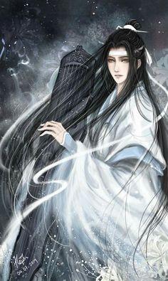 Where r u my my soul? Manga Boy, Manga Anime, Anime Art, Samurai Artwork, Fantasy Art Men, Handsome Prince, Chinese Man, Handsome Anime, The Grandmaster