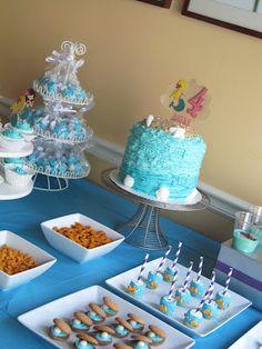Mermaid Party--Mermaid Cake