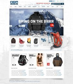 U.S. Outdoor - Tofslie Inc. | The Creative Studio of Edwin Tofslie - Creative Direction, Art Direction, Ideas, Design, Interactive, Web and Maker of Fine Jerky.