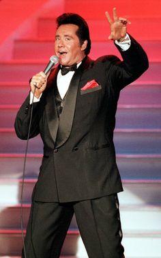 Wayne Newton at the MGM Grand -saw this show twice