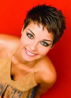 Image result for Textured Pixie Haircuts Very Short