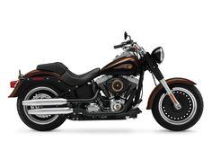 Harley-Davidson Fat Boy Lo Anniversary