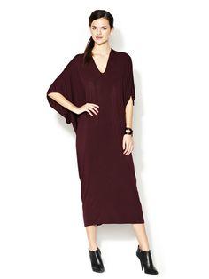 @Riller & Fount Jersey Caftan Maxi Dress